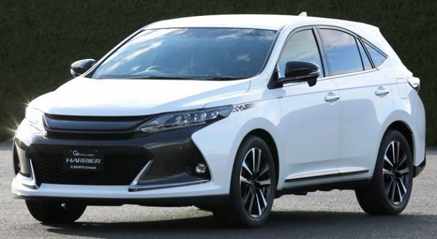 toyota-harrier-g-sports-concept-a