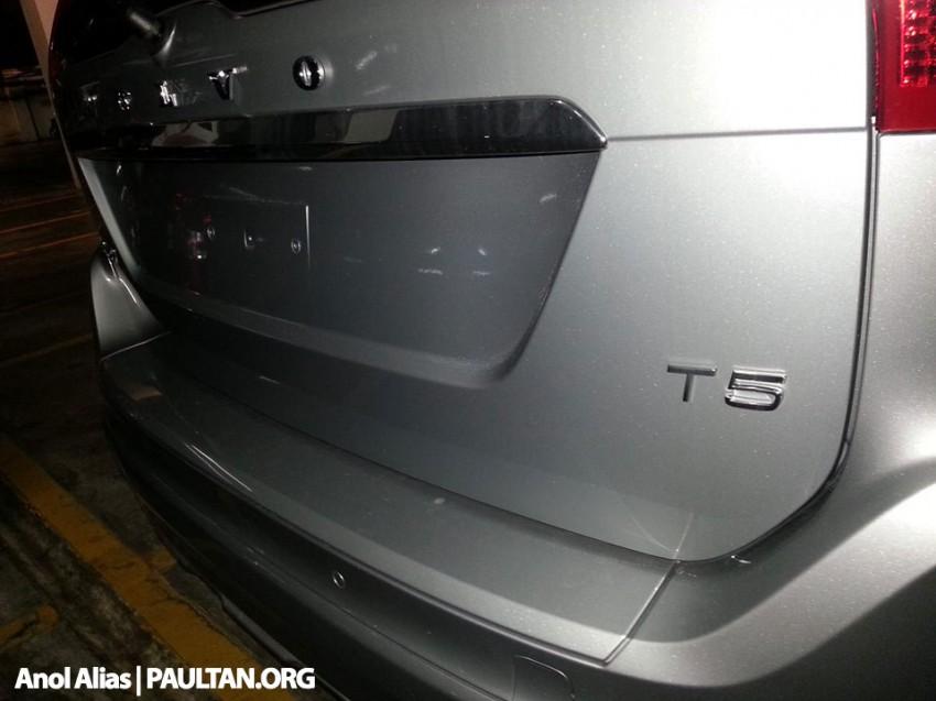Volvo XC60 T5 facelift snapped at JPJ Putrajaya Image #223065
