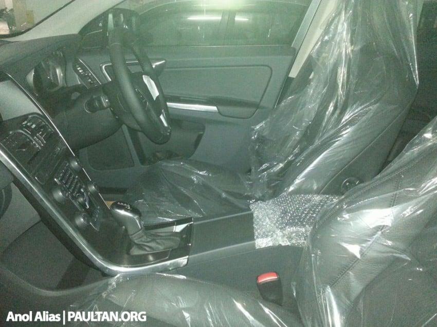 Volvo XC60 T5 facelift snapped at JPJ Putrajaya Image #223070