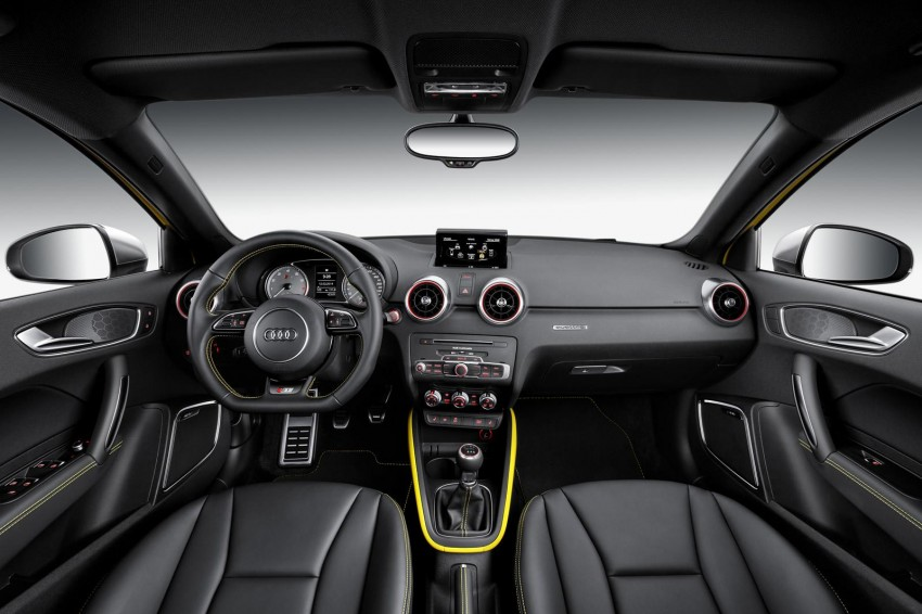 Audi S1 unveiled – an A1 with all-wheel drive, 231 PS Image #228041