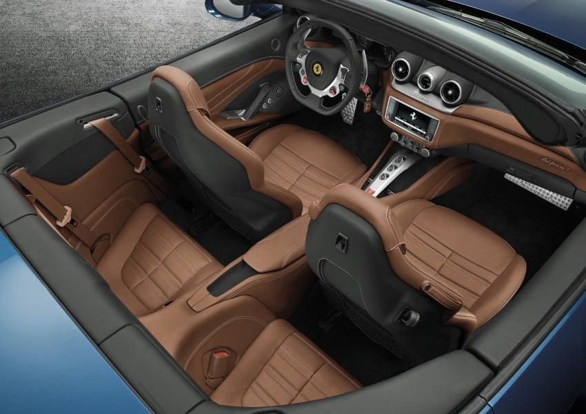 Ferrari California T – a 560 hp return to turbo power Image #228000