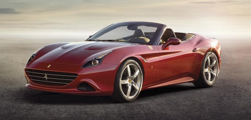 Ferrari California T – a 560 hp return to turbo power Image #228001