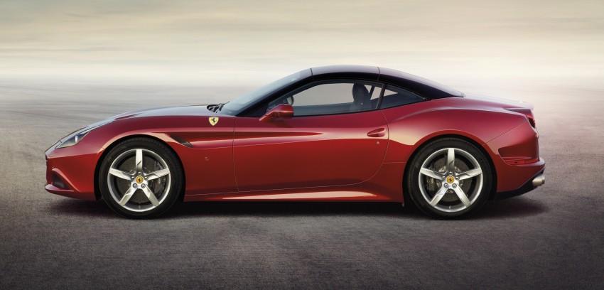 Ferrari California T – a 560 hp return to turbo power Image #228005