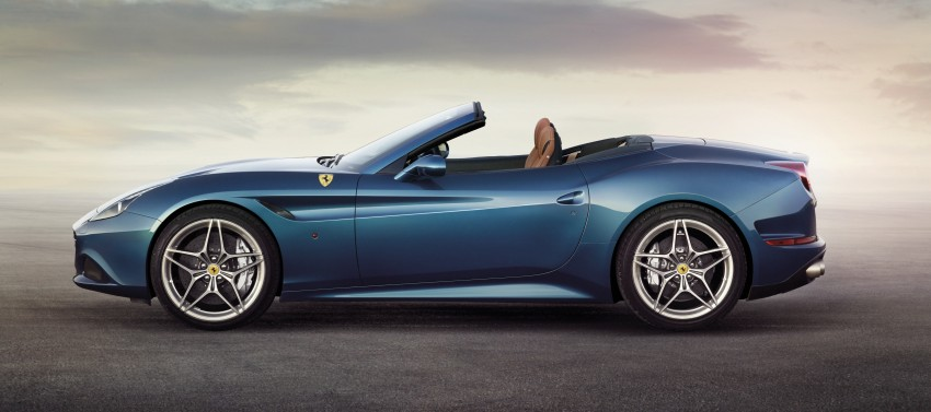 Ferrari California T – a 560 hp return to turbo power Image #228007