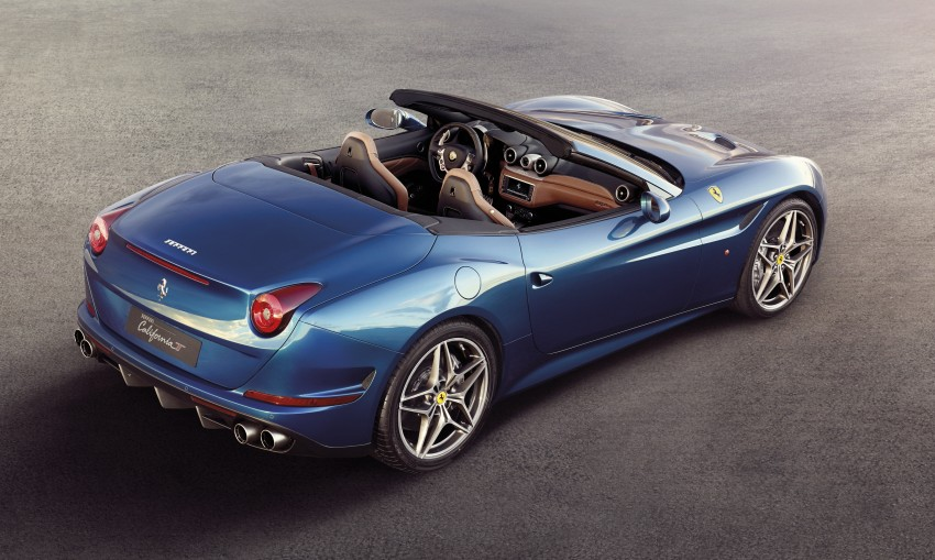 Ferrari California T – a 560 hp return to turbo power Image #228008