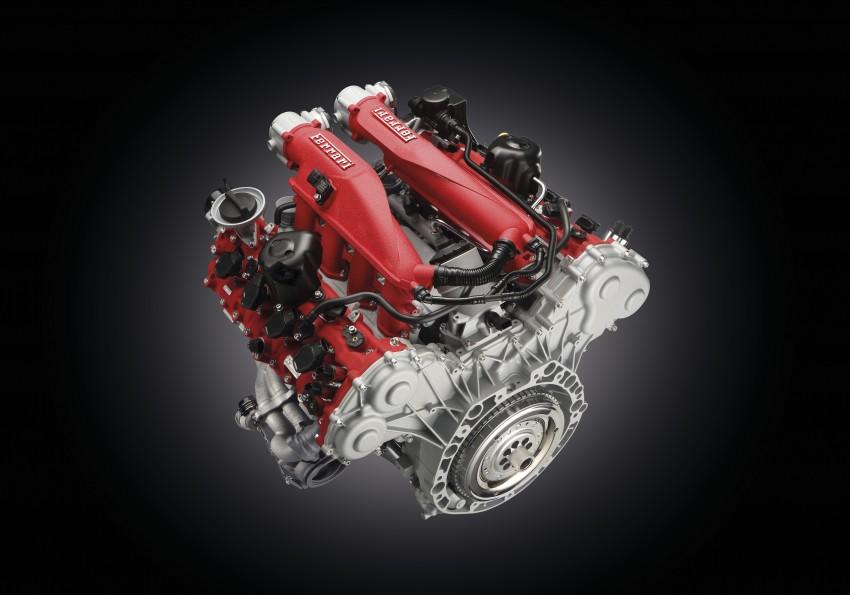 Ferrari California T – a 560 hp return to turbo power Image #228009