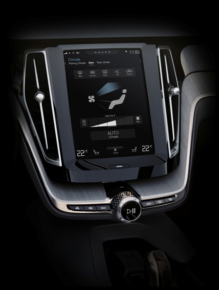 Volvo Concept Estate – full details and pics released Image #231141