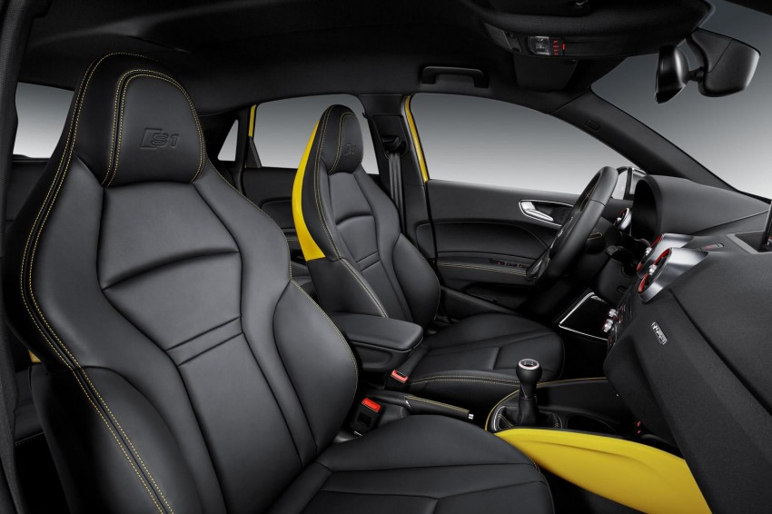 Audi S1 unveiled – an A1 with all-wheel drive, 231 PS Image #228042