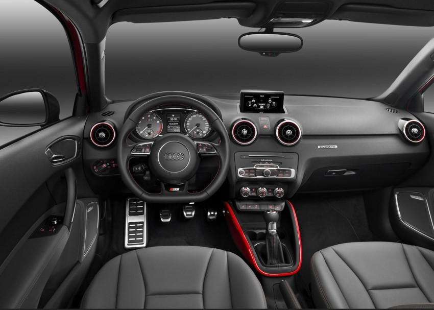 Audi S1 unveiled – an A1 with all-wheel drive, 231 PS Image #228021