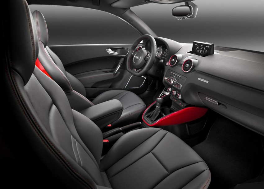Audi S1 unveiled – an A1 with all-wheel drive, 231 PS Image #228022