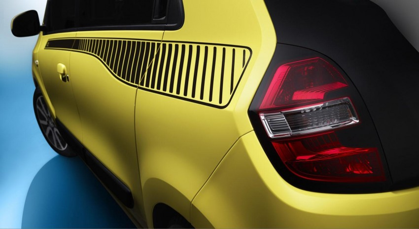 New Renault Twingo – rear-engined city car revival Image #228484