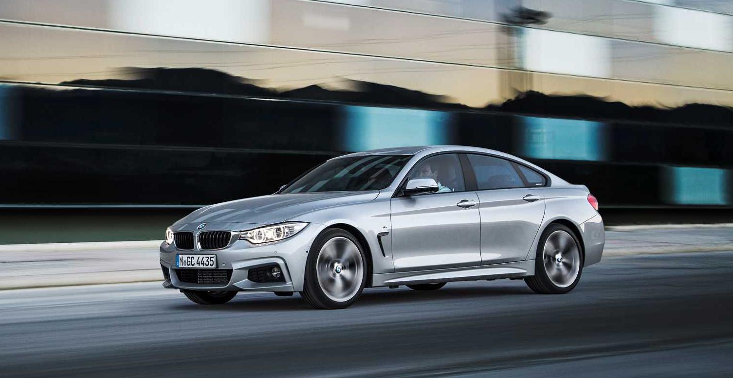 BMW 4-Series Gran Coupe debuts – a four door 4-er Paul Tan ...