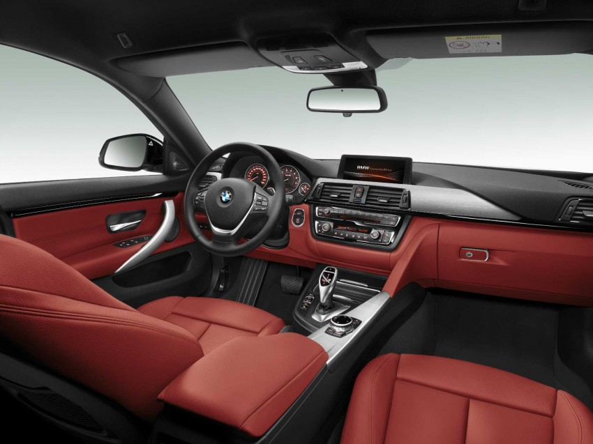 Bmw 4 Series Gran Coupe Debuts A Four Door 4 Er Image 225579