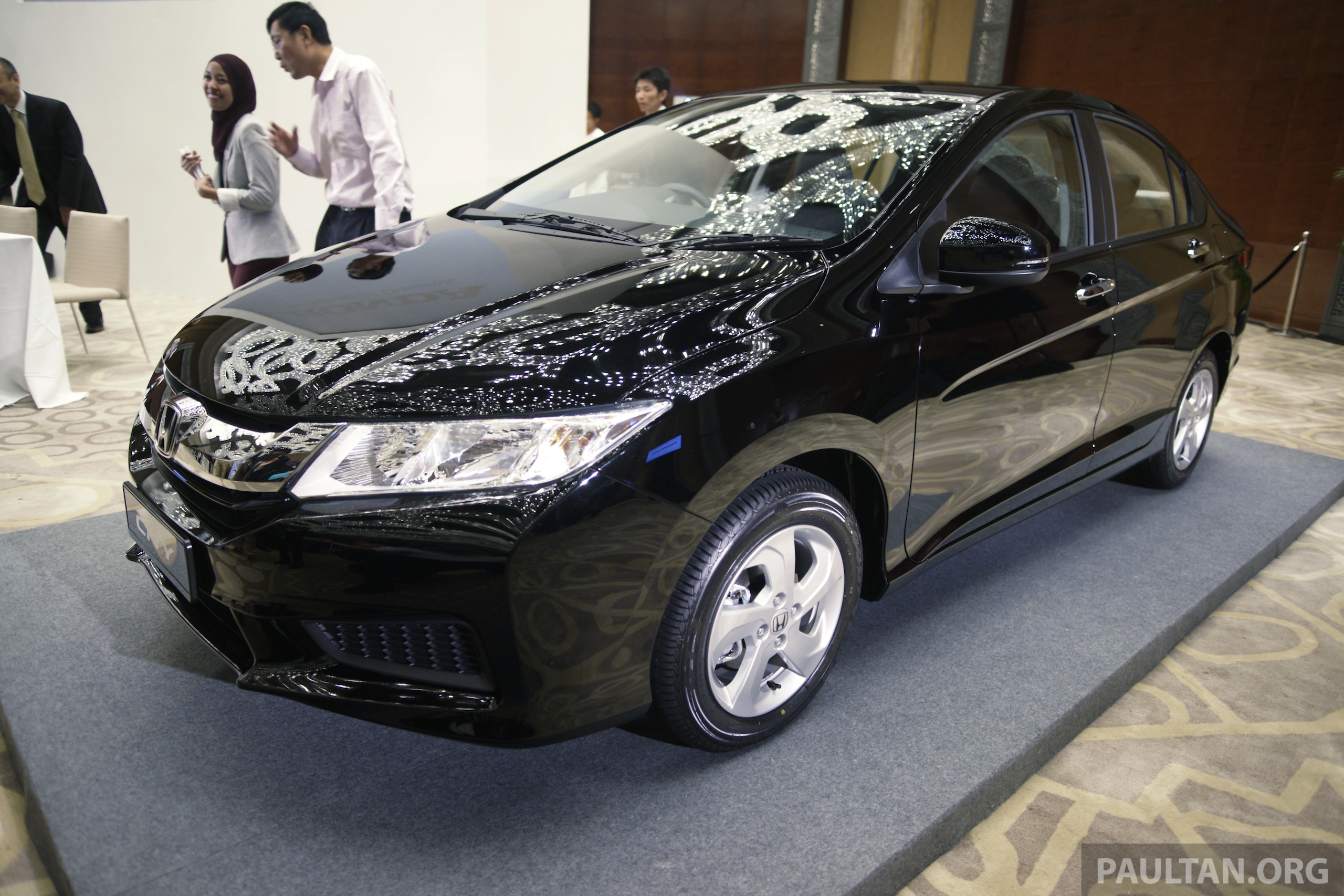 2014 Honda City – Malaysian-spec model previewed
