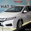 2014 Honda City White- 1