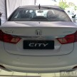 2014 Honda City White- 4