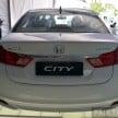 2014 Honda City White- 4