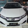 2014 Honda City White- 5