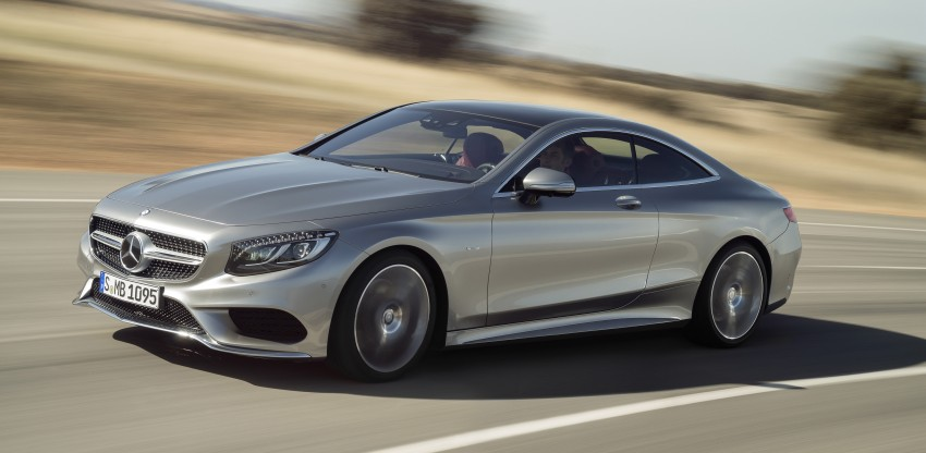 Mercedes-Benz S-Class Coupe – crystal clear details Image #227779