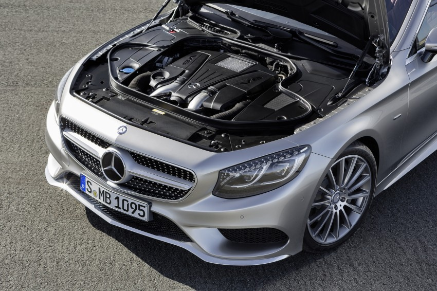 Mercedes-Benz S-Class Coupe – crystal clear details Image #227781