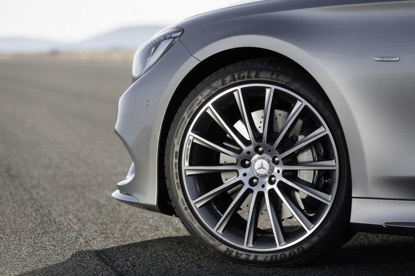 Mercedes-Benz S-Class Coupe – crystal clear details Image #227782