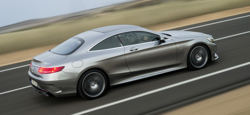 Mercedes-Benz S-Class Coupe – crystal clear details Image #227783