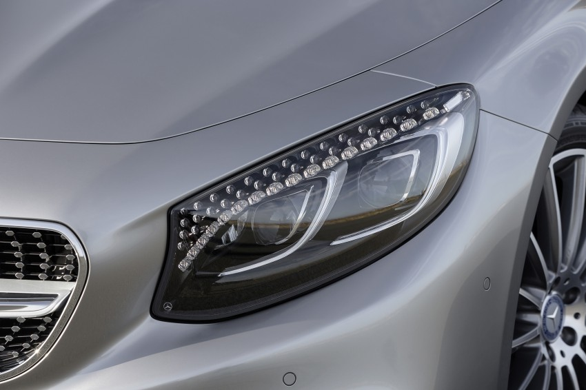 Mercedes-Benz S-Class Coupe – crystal clear details Image #227786