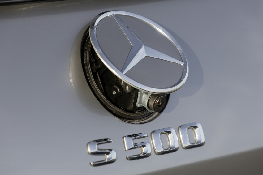 Mercedes-Benz S-Class Coupe – crystal clear details Image #227787
