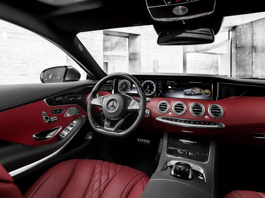 Mercedes-Benz S-Class Coupe – crystal clear details Image #227789