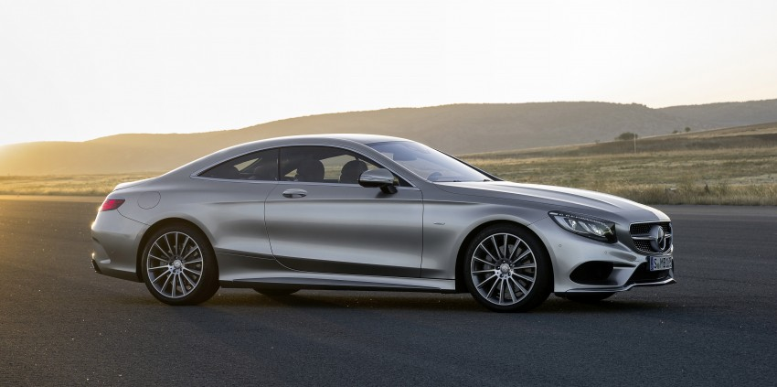 Mercedes-Benz S-Class Coupe – crystal clear details Image #227792
