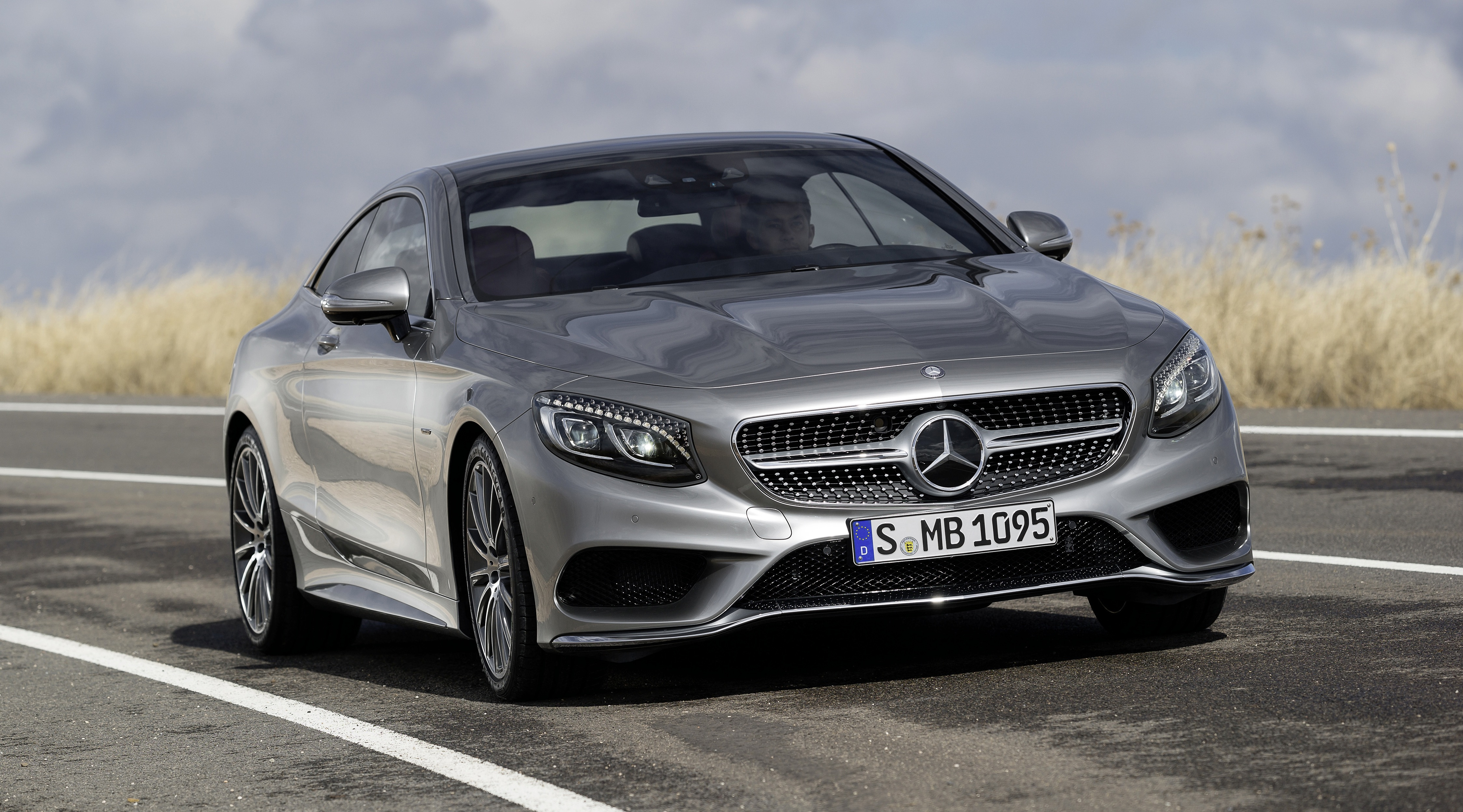 mercedesbenz sclass coupe crystal clear details image 227797