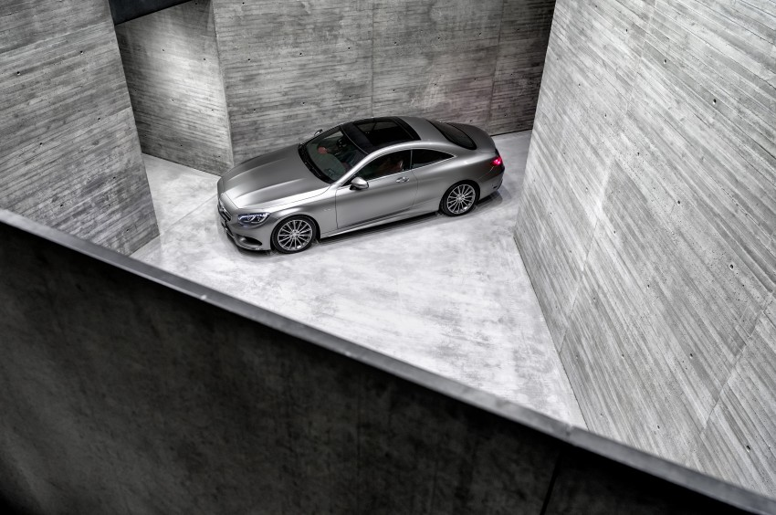 Mercedes-Benz S-Class Coupe – crystal clear details Image #227802