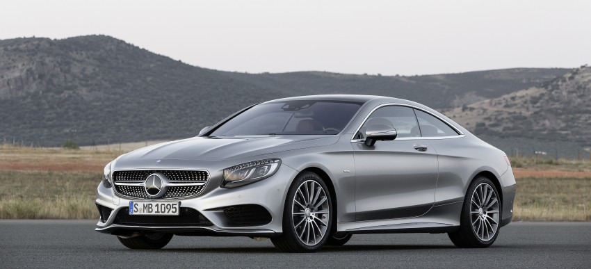 Mercedes-Benz S-Class Coupe – crystal clear details Image #227803