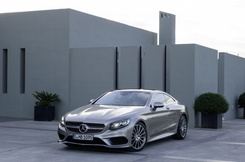 Mercedes-Benz S-Class Coupe – crystal clear details Image #227804