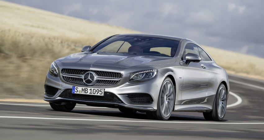 Mercedes-Benz S-Class Coupe – crystal clear details Image #227805