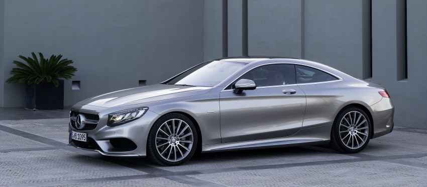 Mercedes-Benz S-Class Coupe – crystal clear details Image #227806