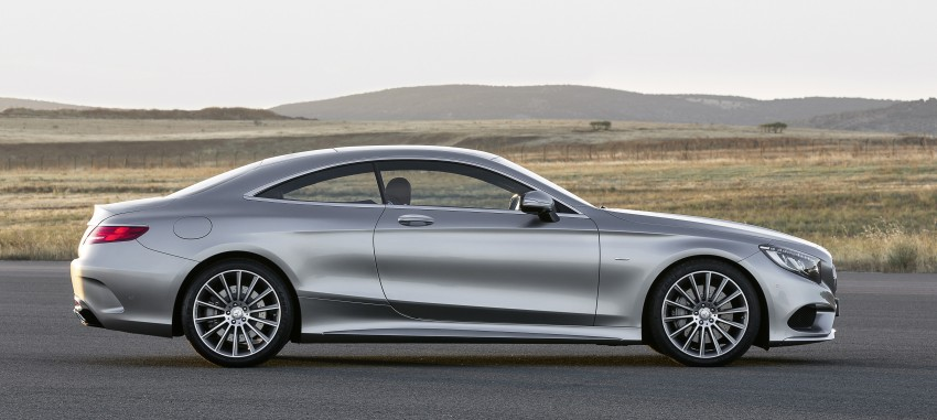Mercedes-Benz S-Class Coupe – crystal clear details Image #227808