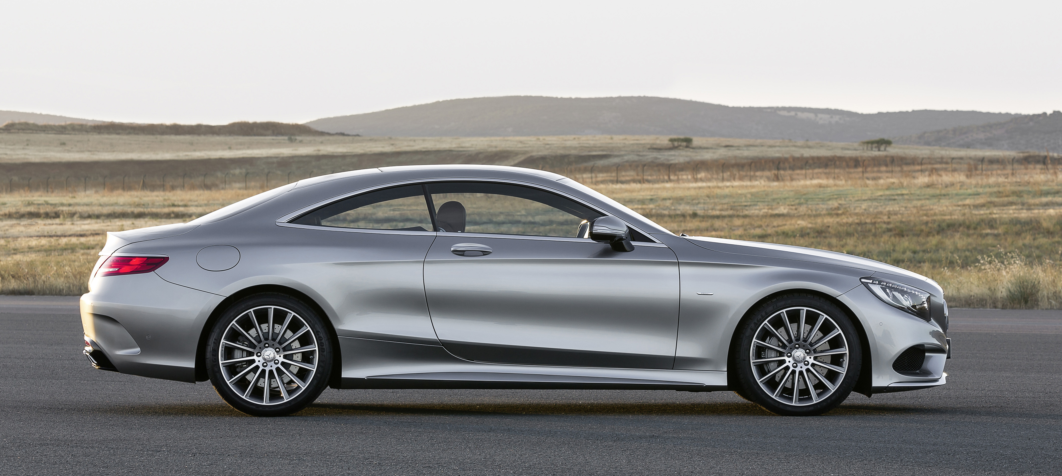 Mercedes-Benz S-Class Coupe – crystal clear details Paul ...