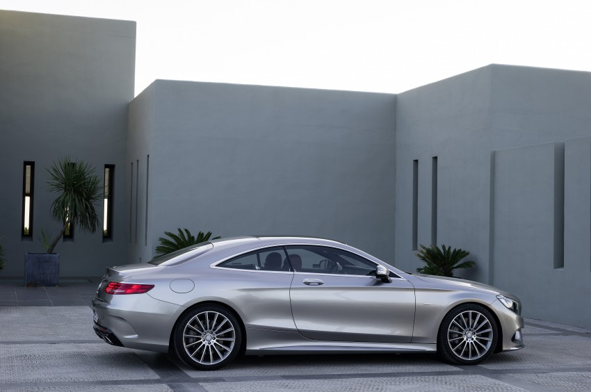 Mercedes-Benz S-Class Coupe – crystal clear details Image #227809