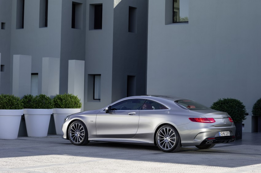 Mercedes-Benz S-Class Coupe – crystal clear details Image #227810