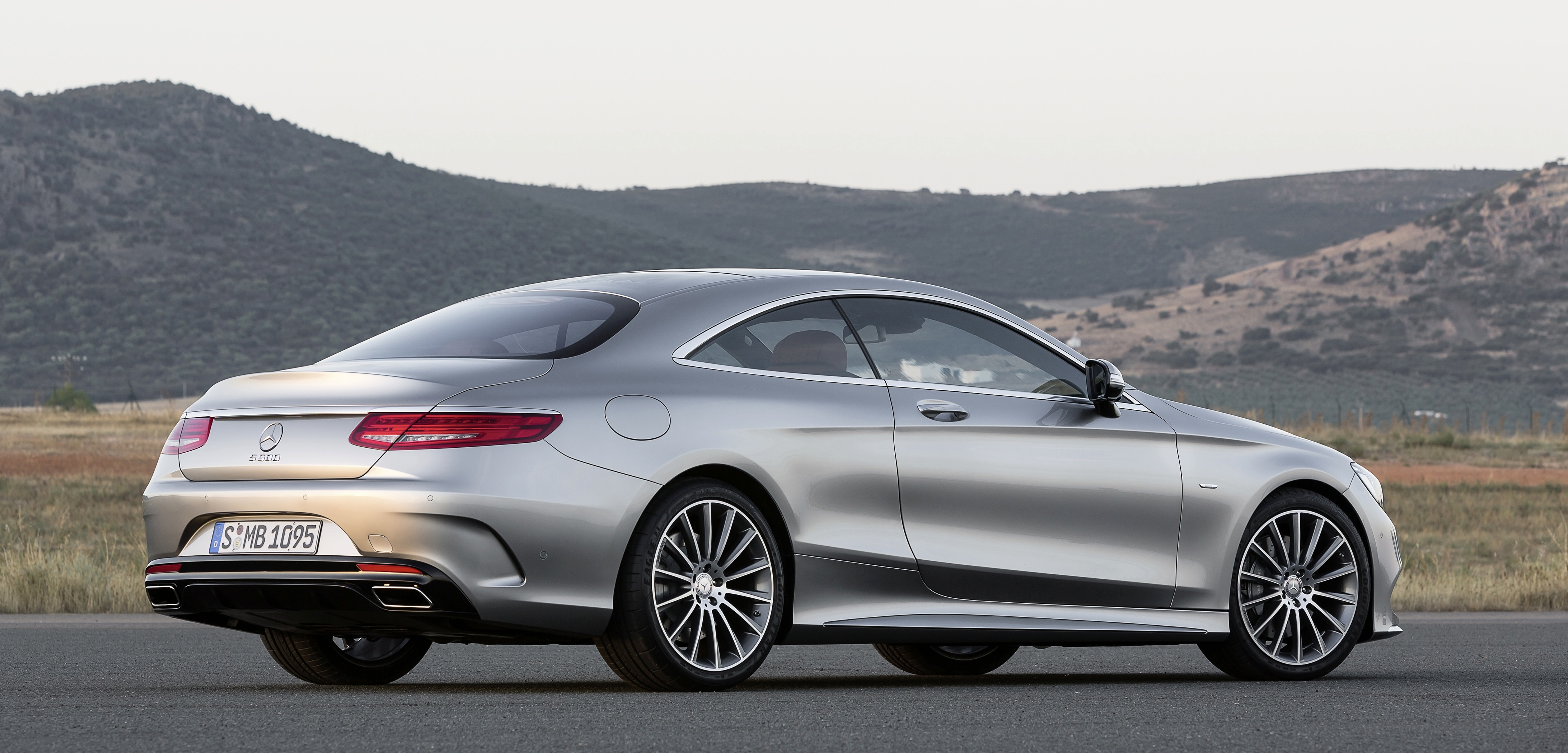 Mercedes C Coupe >> Mercedes-Benz S-Class Coupe – crystal clear details Image 227817