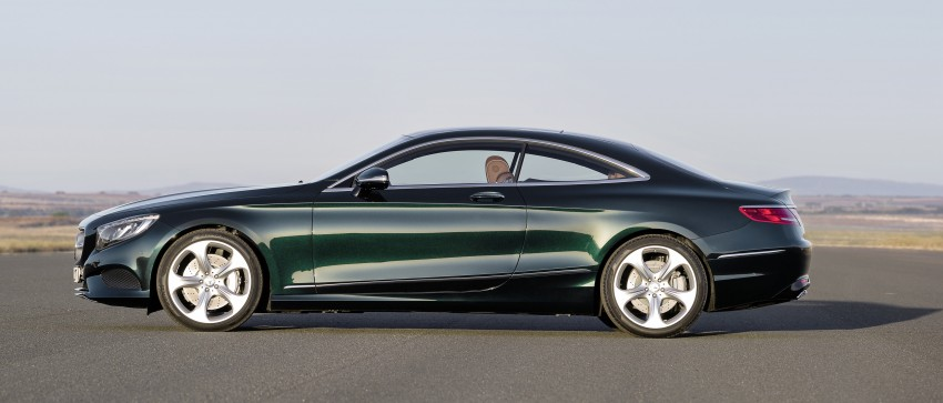 Mercedes-Benz S-Class Coupe – crystal clear details Image #227818