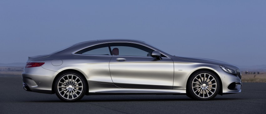 Mercedes-Benz S-Class Coupe – crystal clear details Image #227819