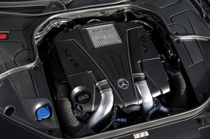 Mercedes-Benz S-Class Coupe – crystal clear details Image #227823