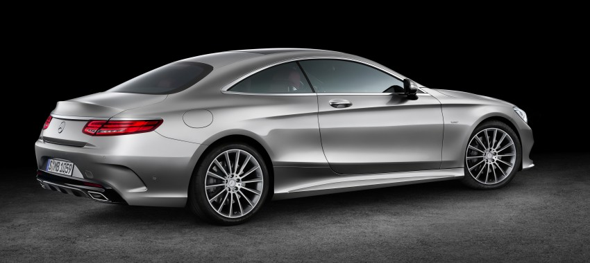 Mercedes-Benz S-Class Coupe – crystal clear details Image #227825