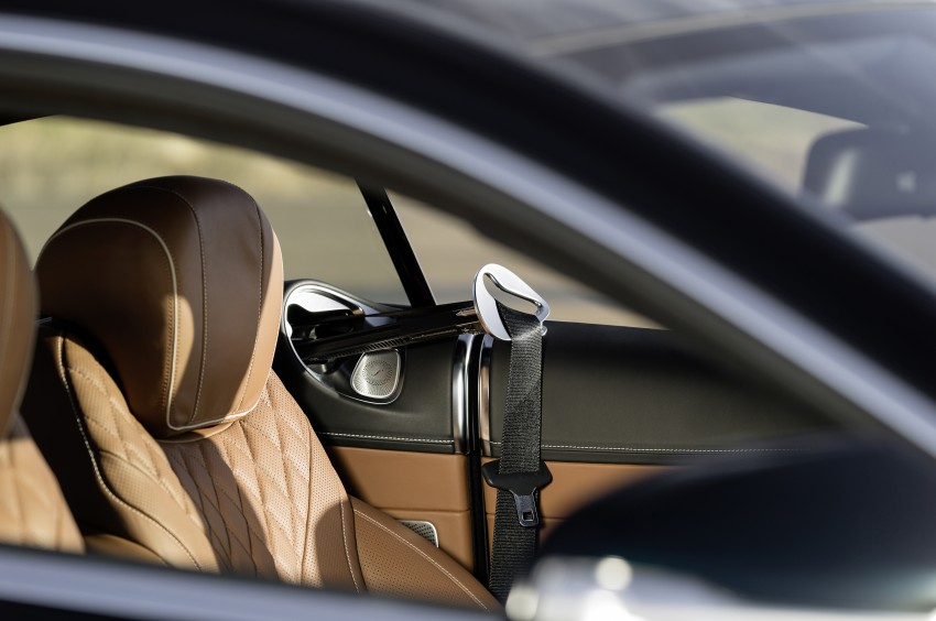 Mercedes-Benz S-Class Coupe – crystal clear details Image #227827