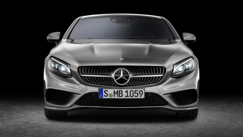 Mercedes-Benz S-Class Coupe – crystal clear details Image #227828