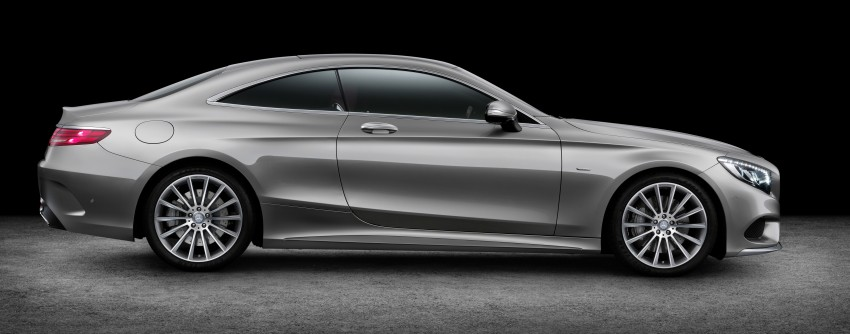 Mercedes-Benz S-Class Coupe – crystal clear details Image #227829