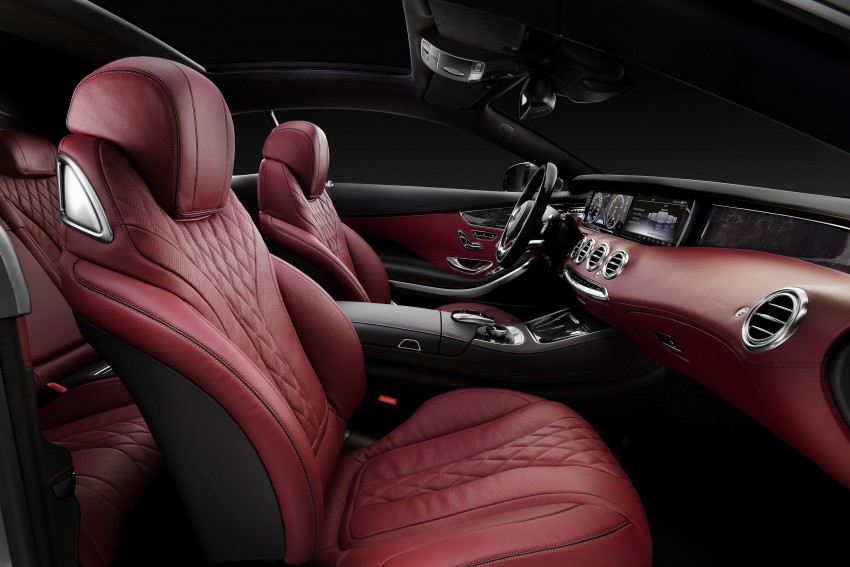 Mercedes-Benz S-Class Coupe – crystal clear details Image #227835