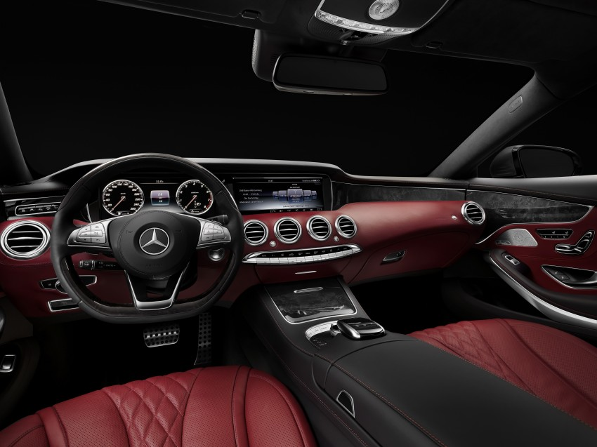 Mercedes-Benz S-Class Coupe – crystal clear details Image #227836